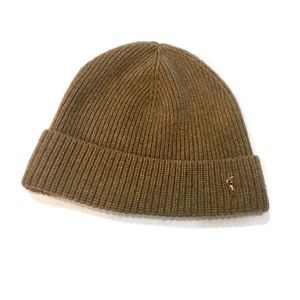 Polo Ralph Lauren Wool Tan beanie